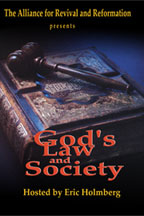 God's Law and Society